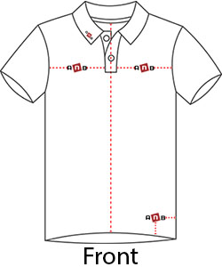 Logo Placement Guidelines For Polo Shirts
