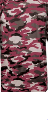 Maroon Camouflage