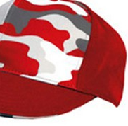 Red/Red Camo