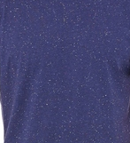 Navy Speckled