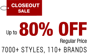 Closeout Sale For All Girl's Clothing, Headwear and Accessories